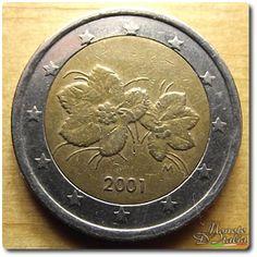 Piece Euro, Euro Coins, Gold Money, Personalized Items, Aba, Allergies, Vintage, Italian Lira, Coins