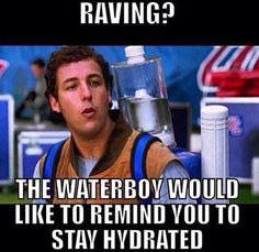 but don't chug it :) lol Edm Quotes, Movie Quotes, Rave Meme, Crystal Method, Lets Get Weird, Baby Memes, Electric Daisy Carnival, Animal Party, Party Animals