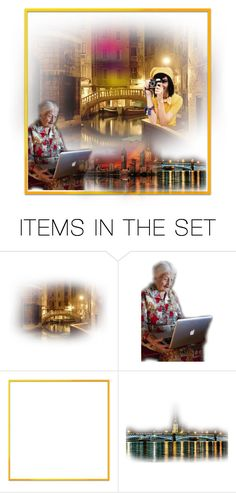"""""""Modern grandma!"""" by trendace-460 ❤ liked on Polyvore featuring art and modern"""