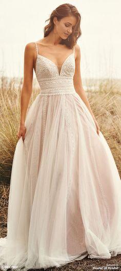 Lillian West, Wedding Dress Chiffon, Wedding Dress Trends, Wedding Gowns, Lace Dress, Lace Wedding, Mermaid Wedding, Lulus Wedding Dress, Soft Wedding Dresses