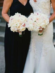 Stunning European Inspired California Wedding - MODwedding