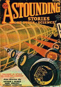 Early Science Fiction Concepts