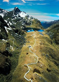New Zealand: Navigating the Land of The Lord of the Rings - Condé Nast Traveler