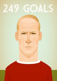 Sir Bobby Charlton. Manchester United. #mufc