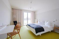 magdas hotel alleswirdgut caritas vienna austria designboom