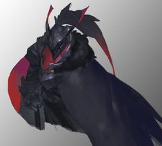 Fantasy Character Design, Character Design Inspiration, Character Concept, Character Art, Concept Art, Dark Fantasy Art, Fantasy Armor, Anime Fantasy, Face Characters