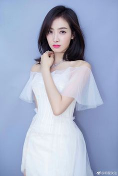 Victoria Fx, Victoria Song, Song Qian, Fairytale Dress, Beautiful Girl Photo, Chinese Actress, Poses, Celebs, Celebrities