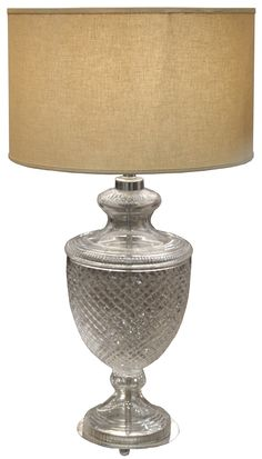 Superior Diamond Cut Glass Lamp   Table Lamps | Interiors Online   Furniture Online  U0026 Decorating Accessories