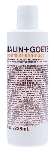 Malin Gotez Peppermint Shampoo
