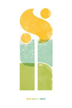 'Sun' Graphic Print by DavidEmery, via Flickr