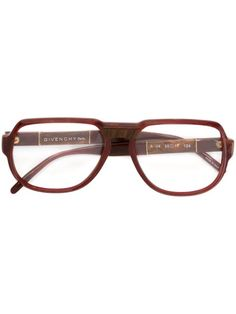 3c751e36cf Comprar Givenchy Vintage gafas con montura ovalada en A.N.G.E.L.O Vintage  from the world's best independent boutiques