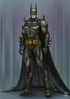 Batman by Saad Irfan