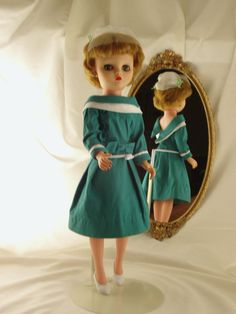 ViNtage Doll CANdy  19  HH20 fashion clothes by Northwindsgallery, $48.00