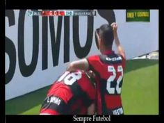 Flamengo bate Figueira por 2 a 0.