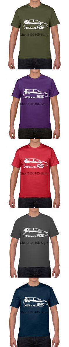 GILDAN designer t shirt ford focus rs 2017 Teenage Slim Fit Short Sleeve T-Shirt Great Discount Men's Flower Shirts For Guys