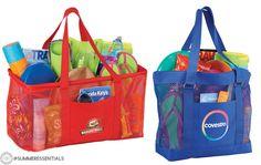 #SummerEssentials: Mesh Tote Bags