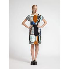 Marimekko Kimpi Multicolor Dress