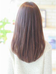 【JEANA HARBOR 倉島 良彰】後ろ髪美人☆美髪☆ツヤ髪☆ベージュ