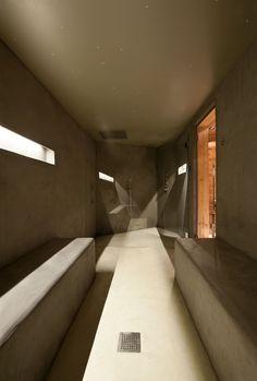 concrete, bathrooms, interiors, home design