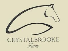 .Love this simple yet elegant horse head logo