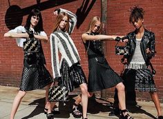 Jaden Smith is the face of 2016 Louis Vuitton Women's Collection looking stunningly Androgynous. #highfashion   #celebrityfashion #fashion
