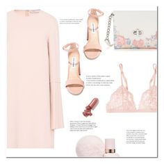 """Untitled #203"" by arwitaa ❤ liked on Polyvore featuring La Perla, STELLA McCARTNEY, Steve Madden, Candie's and LAQA & Co."
