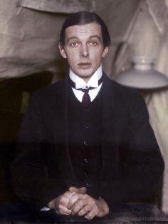 Ernst Ludwig Kirchner (1880-1938) German expressionist painter