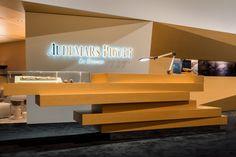 Client: Audemars Piguet Location: Geneva Design: Creative Circle International Year: 2015 #interior #design #Audemars Piguet