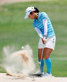 Ai Miyazato Photos - LPGA LOTTE Championship Presented by J Golf - Final Round - Zimbio Ai Miyazato, Lpga Tour, Golf Attire, Kobe, Golf Clubs, April 20, Golfers, Lady