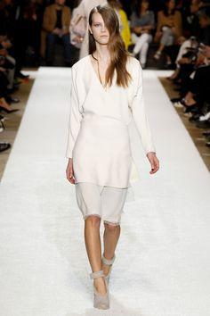 Chloe at Paris Fashion Week March 2014 #NEB #noiretblancbrand #pfw #parisfashionweek #fashion #designer #model #trend