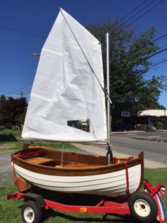 ClassicBoatsNJ Advertised as 8' long