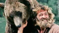 Dan Haggerty, who played mountain man Grizzly Adams in a hit movie followed by a TV show in the 1970s, has died. He was 74.
