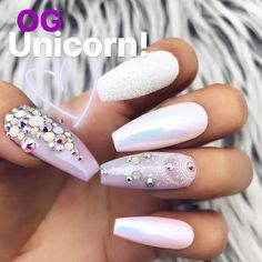 OG UNICORN SWAROVSKI SET