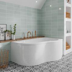 Badezimmergestaltung   Wie Sie Ihr Bad Im Mediterranen Stil Gestalten |  Fürdő | Pinterest | Mediterranean Style, Bathroom Designs And Modern
