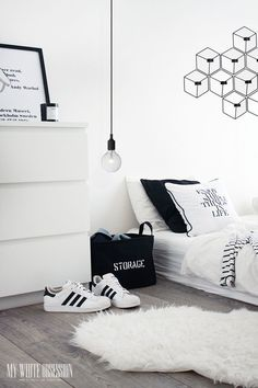 ROOM CHANGING | My White Obsession                                                                                                                                                                                 More