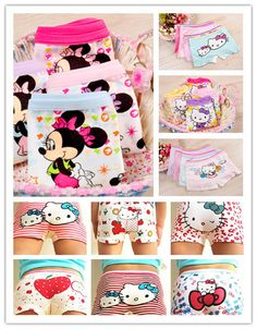 Hello Kitty Panties 12pcs //Price: $27.99 & FREE Shipping // World of Hello Kitty http://worldofhellokitty.com/12pcslot-girl-underwear-panties-girls-boxer-hello-kitty-hot-sale-children-short-pants-wholesale-cotton-underware-cartoon-212/    #collectibles