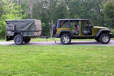 Military or off road trailers - JeepForum.com
