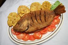 Fried Whole Tilapia