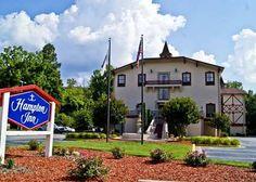 Hampton Inn Helen Hotel, GA - Hotel Exterior