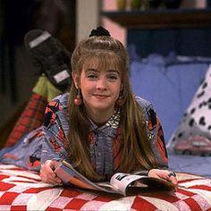 Clarissa Explains it All. Such a legend!