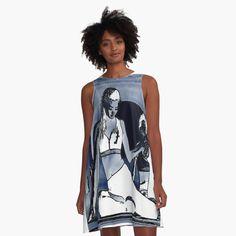 Promote | Redbubble Wenn sie anstatt ein T-Shirt ein Gemälde trägt und ihre Schönheit ausstrahlt.Wenn sie tanzt und wenn der Sommer kommt. • Entdecke einzigartige Designs und Motive von unabhängigen Künstlern.#wolf#tanz#yogagirl#topgirl#yogalife#loveaffair Anstatt, Designs, Wolf, Tie Dye, Studio, Fashion, Simple Paintings, Dance, Moda
