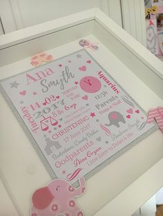 Christening Frames, Little Sisters, Great Gifts, Amazing Gifts