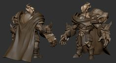 Hello again guys, this is a W.I.P of a character im doing for danilo athayde's workshop at melies school. the original concept is from the awesome Shuohan Zhou here is the link to his artstation page https://www.artstation.com/artist/shuohanzhou and now is time for some good old retopo =D hope you like it and until the next update.