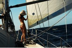 The Sexy Sailing Adventures of Alex and Taru
