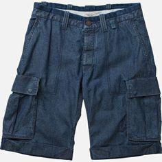 Oxbow Short Homme TARAVAI - Bleu