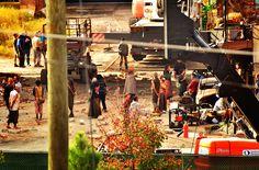 #Mockingjay Set Photos From Pullman Yard in Atlanta http://www.panempropaganda.com/movie-countdown/2014/1/7/mockingjay-set-photos-from-pullman-yard-in-atlanta.html/