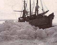 Fram, buque de la expedición de Fridtjof Nansen al Polo Norte