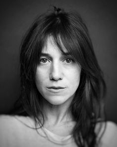 Charlotte Lucy Gainsbourg (born 21 July is a British-French actress and singer. She's the daughter of the achingly cool