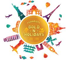 VISIT US AT LALIT ASHOK TO GET A 1G 22K GOLD COIN FOR ANY TOUR YOU BOOK WITH US BETWEEN 10 AM & 7 PM