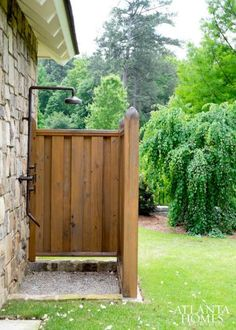 Outdoor Rooms, Outdoor Living, Outdoor Showers, Outdoor Decor, Smith Gardens, Natural Showers, Specimen Trees, Natural Selection, Herbaceous Perennials